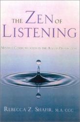 Rebecca Shafir: Zen of Listening
