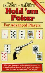 David Sklansky: Hold'Em Poker for Advanced Players
