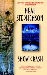 NEAL STEPHENSON: Snow Crash (Bantam Spectra Book)