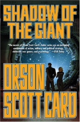 Orson Scott Card: Shadow of the Giant (Ender)