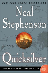 Neal Stephenson: Quicksilver (The Baroque Cycle, Vol. 1)