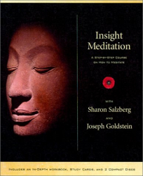 Sharon Salzberg: Insight Meditation: A Step-By-Step Course on How to Meditate