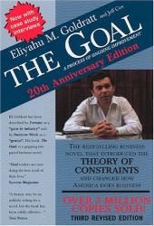 Eliyahu M. Goldratt: The Goal