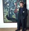 Bowie art collection