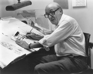 Will Eisner photo
