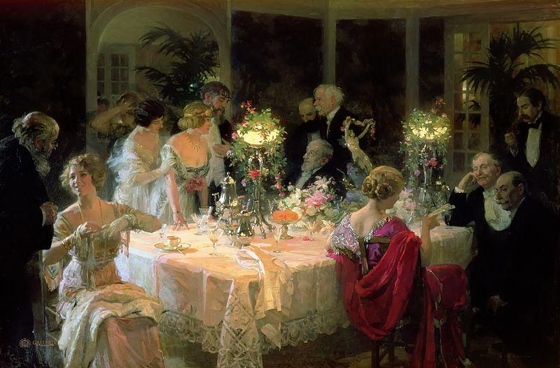 Grün_-_The_End_of_Dinner