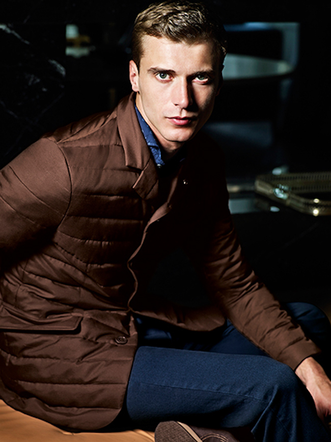 CAMPAIGN Clement Chabernaud for Canali Fall 2014. www.imageamplified.com, Image Amplified