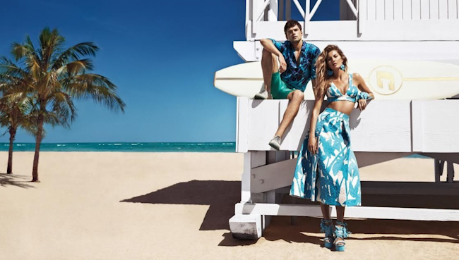 PREVIEW Gisele Bundchen & Sean O'Pry for Colcci Spring 2015 by Lachlan Bailey. www.imageamplified.com, Image Amplified