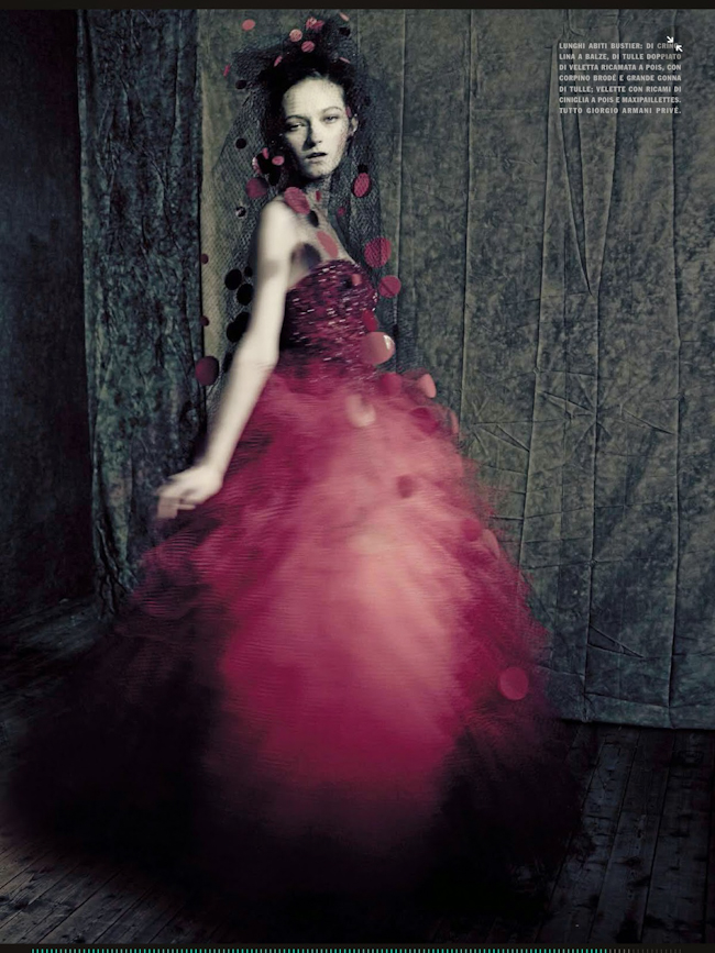 VOGUE ITALIA Alta Moda by Paolo Roversi. Robbie Spencer, September 2014, www.imageamplified.com, Image Amplified