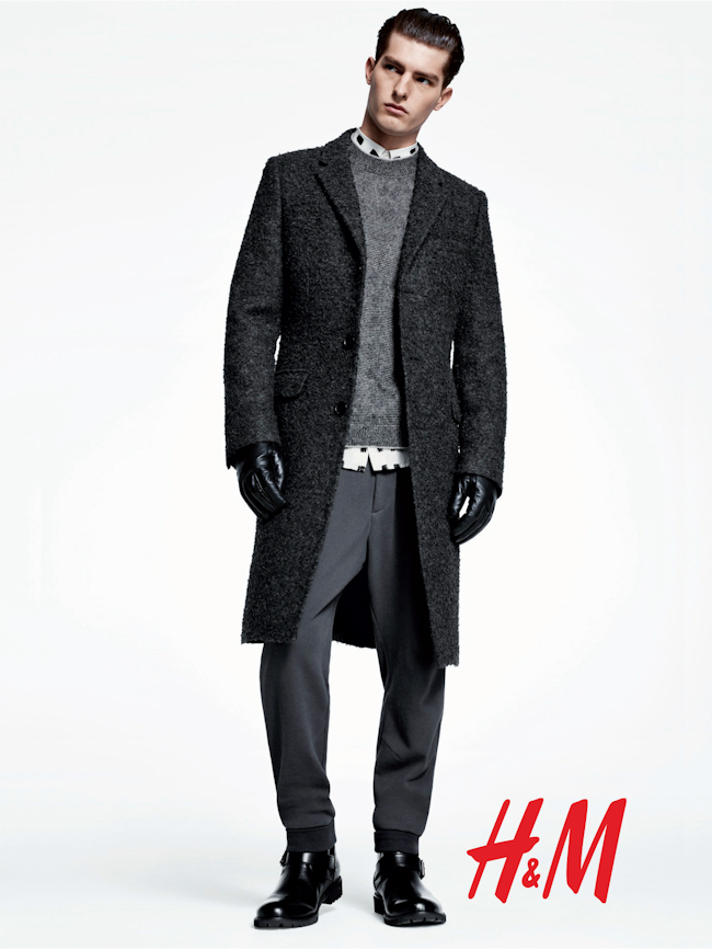 CAMPAIGN Paolo Anchisi for H&M Fall 2014. www.imageamplified.com, Image Amplified