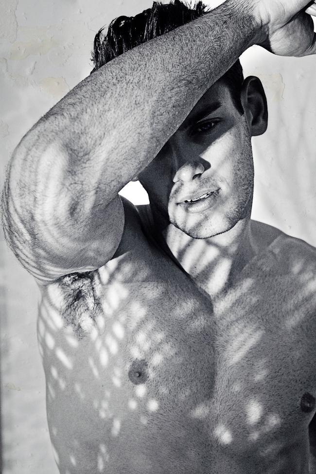 IMAGE AMPLIFIED EXCLUSIVE Griffin Avis Foster with Chadwickmodels by Karim Konrad. www.imageamplified.com, Image Amplified