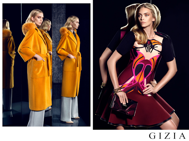 CAMPAIGN Emily Senko for GIZIA Fall 2014 by Koray Parlak. Tugba Ansen, www.imageamplified.com, Image Amplified