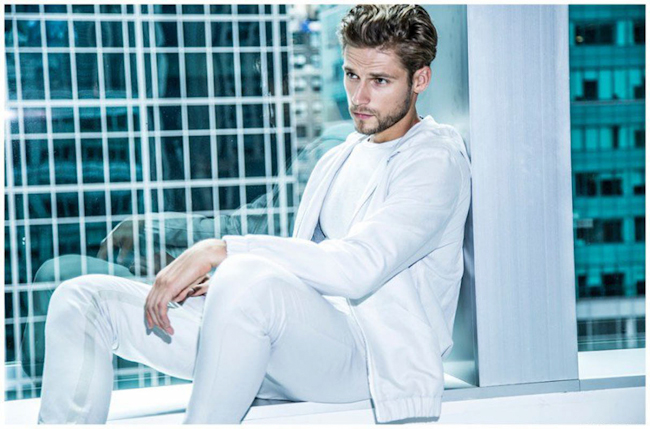 CAMPAIGN Mikus Lasmanis for Perry Ellis Spring 2015 by Eli Schmidt. www.imageamplified.com, Image Amplified