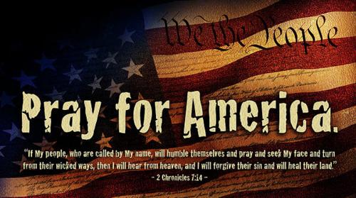 Pray-for-America