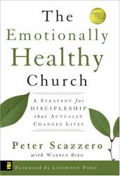 Mr. Peter Scazzero: Emotionally Healthy Church, The