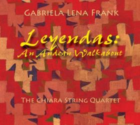 Chiara String Quartet, Gabriela Lena Frank (Composer) -