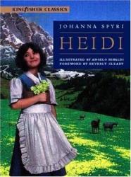 Johanna Spyri: Heidi (Kingfisher Classics)