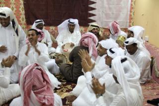 Sea-music in Qatar
