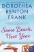 Dorothea Benton Frank: Same Beach, Next Year: A Novel