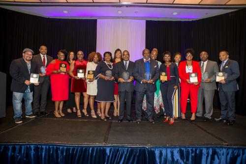 BOMA winners 2018