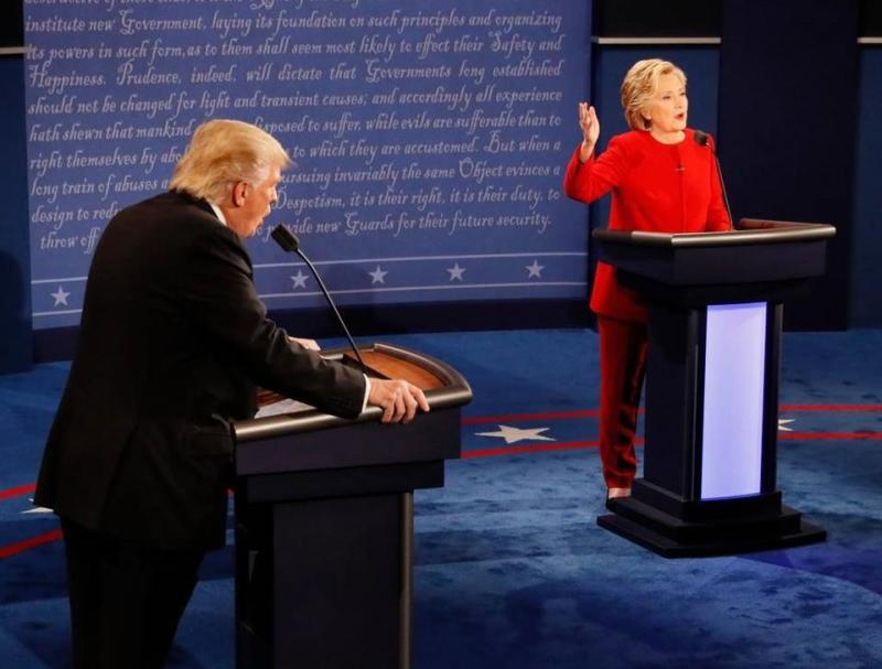 Campaign 2016 Debate(2)