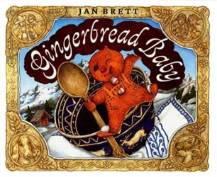 Jan Brett: Gingerbread Baby