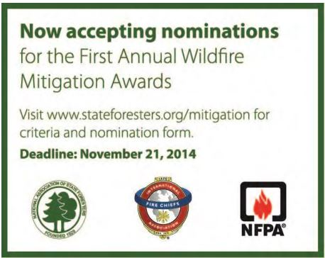 WildfireMitAward