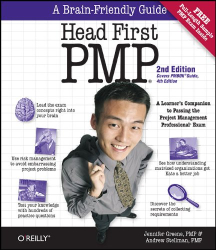 Jennifer Greene: Head First Pmp: A Brain-Friendly Guide to Passing the Project Management Professional Exam