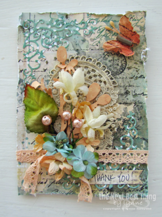 Thank You Mom by Lynne Forsythe