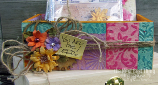 You are the SEED by Lynne Forsythe