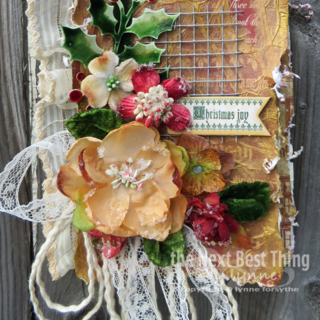 Holiday Bag Tags by Lynne Forsythe
