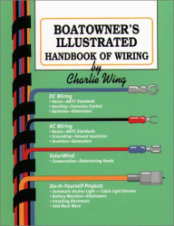 Charlie Wing: Boatowner's Illustrated Handbook of Wiring