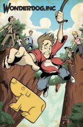 Scott Zirkel, Matt Hebb, Jason Worthington, Tracy Bailey: Wonderdog Inc.