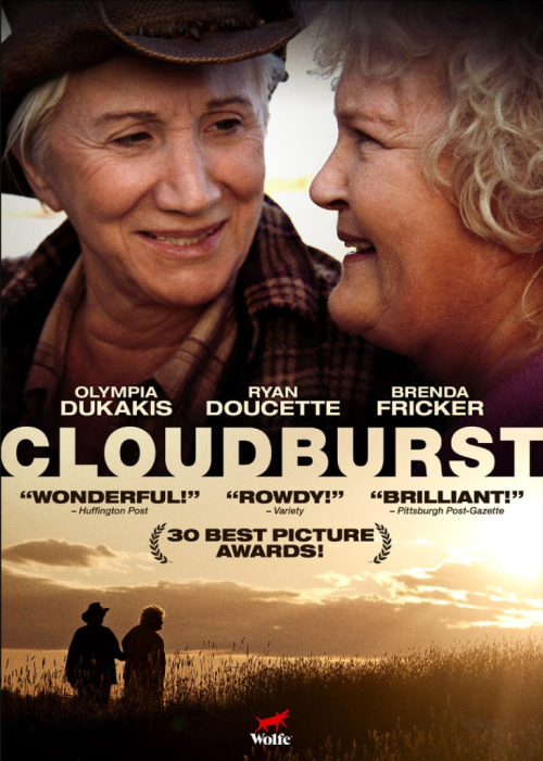 Cloudburst DVD