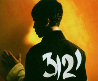 3121 (CD) by Prince
