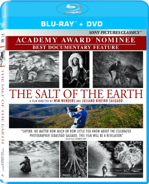 Salt of the Earth  - Photographer Sebastiao Salgado embarks on the discovery of pristine territories and of grandiose landscapes as part of a huge photographic project which is a tribute to the planet's beauty.