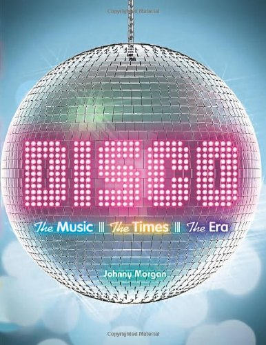 Disco by Johnny Morgan. This is the ultimate compendium for the dancing queens and the hustle-happy who put on their boogie shoes, shook their groove thing, and felt the night fever! From its beginnings in Paris, disco quickly spread around the world, taking hold of a small club on L.A.'s Sunset Strip and ultimately becoming a lifestyle that influenced everything from music and dancing to movies to fashion. Disco captures this incredible phenomenon with great storytelling and lavish photos and memorabilia from the 1960s, '70s, and '80s.
