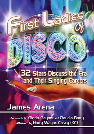 "First ladies of disco  32 stars discuss the era and their singing careers: ""The female vocalists who pioneered the disco genre in the '70s and early '80s were an extraordinarily talented group who dazzled the world with an exciting blend of elegance, soulful passion and gutsy fire. In this book of original interviews, 32 of these women tell their stories. Behind the scenes -- Dancing in heaven -- The first ladies of disco -- The Andrea True connection -- Claudja Barry -- Pattie Brooks -- Miquel Brown -- Linda Clifford -- Carol Douglas -- Yvonne Elliman -- Rochelle Fleming -- Gloria Gaynor -- Debbie Jacobs-Rock -- Madleen Kane -- Evelyn ""Champagne"" King -- Audrey Landers -- Suzi Lane -- Cynthia Manley -- Kelly Marie -- Maxine Nightingale -- Scherrie Payne -- Wardell Piper -- The Ritchie family, 1975-1978 -- The Ritchie family, 1978-1982 -- Barbara Roy/ecstasy, passion & pain -- Pamala Stanley -- Evelyn Thomas -- Jeanie Tracy -- Anita Ward -- Martha Wash -- Carol Williams -- Jessica Williams -- Norma Jean Wright."