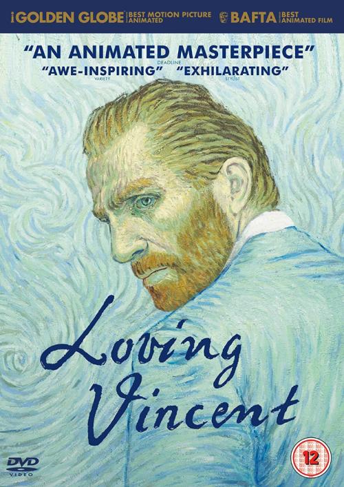 Loving Vincent DVD