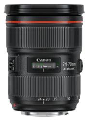 : Canon EFレンズ EF24-70mm F2.8L II USM 標準ズームレンズ EF24-70L2