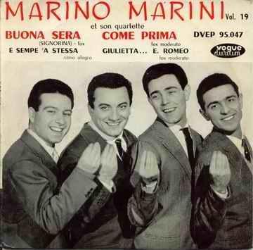Marino Marini - Come Prima