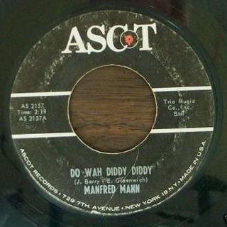 Manfred Man - Do Wah Diddy Diddy (Stereo)