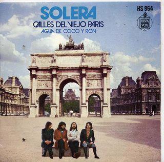 Solera - Las Calles Del Viejo París