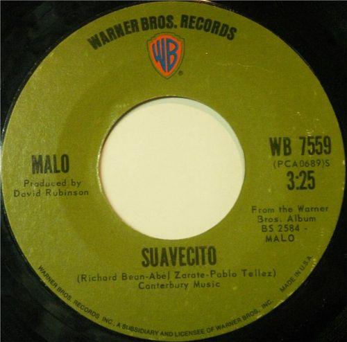 Malo - Suavecito (Versión Corta)