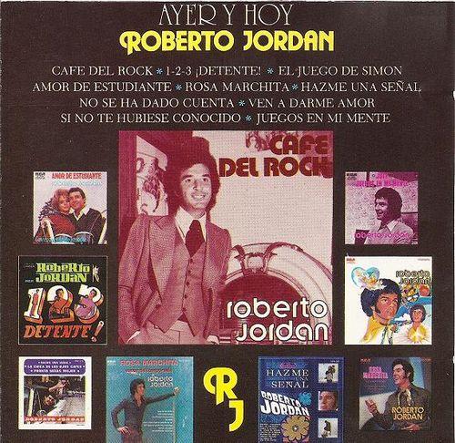 Roberto Jordán - Juegos En Mi Mente