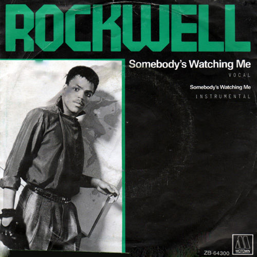Rockwell - Somebody's Watching Me