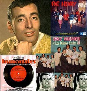 Pat Henry Y  Los Diablos Azules - Te Quiero