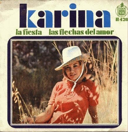 Karina - Las Flechas del amor