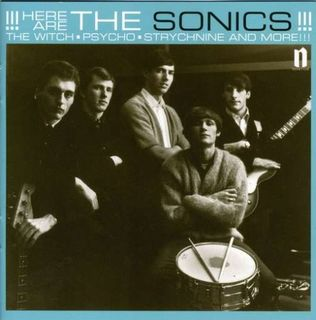 08-The Sonics - don't believe in christmas