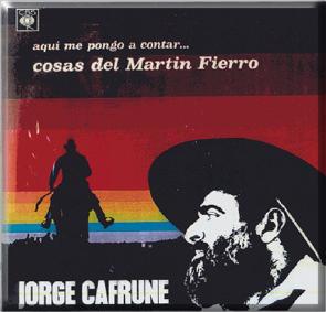 Jorge Cafrune - Despedida (José Hernández)